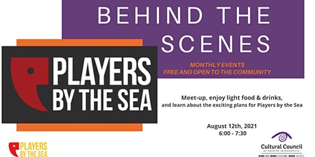 Behind the Scenes at Players by the Sea tickets