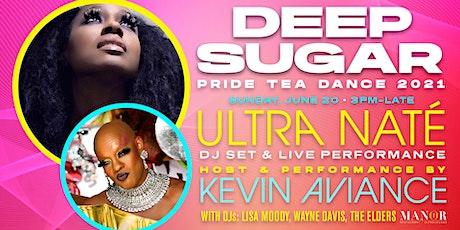 Deep Sugar Pride Tea Dance 2021 tickets