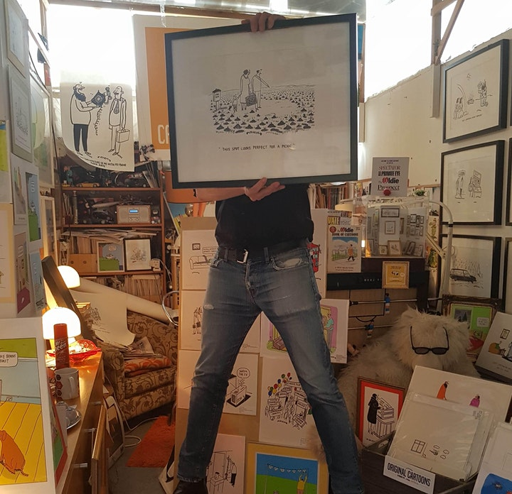 The Open Studios Art Show image