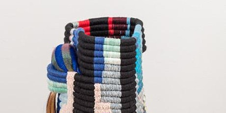 Textile Hour Series | Artist talk with Sarah Zapata tickets