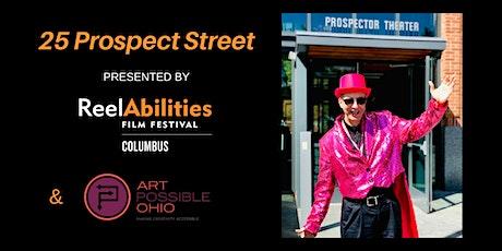 ReelAbilities Columbus Presents:  25 Prospect Street tickets