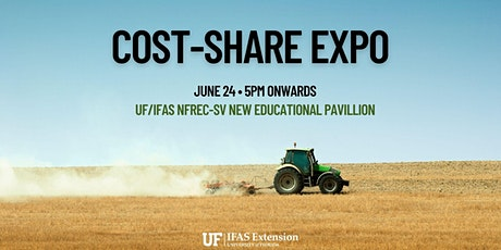 Cost-Share Expo tickets