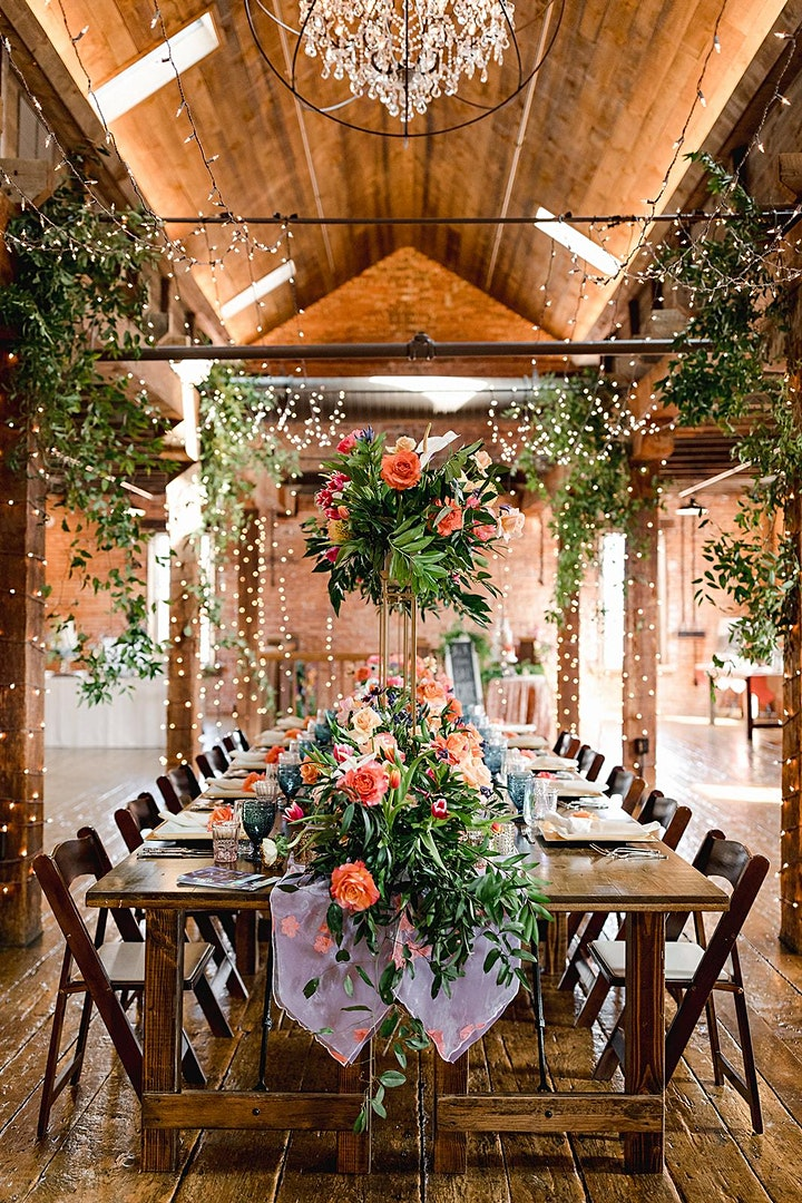 The Booking House Wedding Open House 2021 image