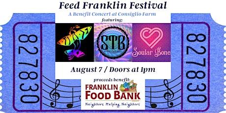 Feed Franklin Festival tickets