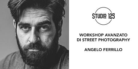 Workshop Avanzato di Street Photography biglietti