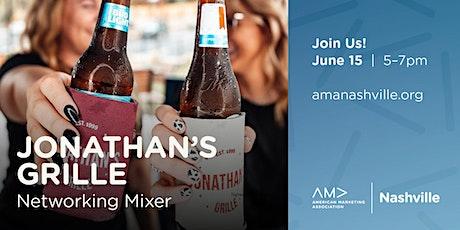 Marketing Professionals Networking Mixer - June 15, 2021 tickets