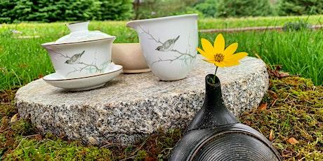 Tea Meditation at Asheville Salt Cave tickets