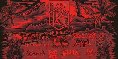 KVLT FEST 2021 tickets