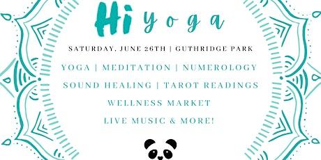 Hi Yoga Festival tickets