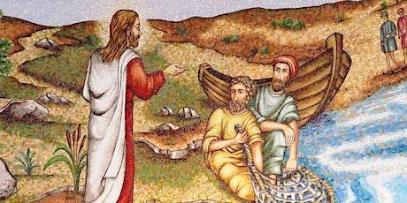 來跟從我:跟隨耶穌的生命重塑之旅(国语主讲,粵語同聲傳譯) tickets