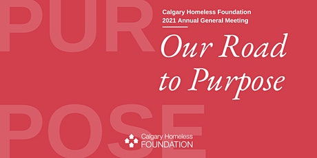 2021 Calgary Homeless Foundation Annual General Meeting tickets