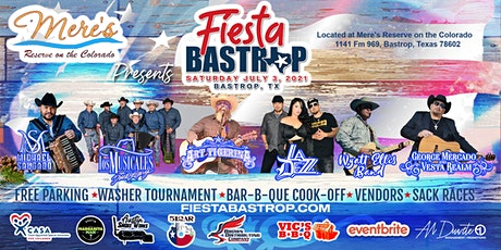 Mere's Reserve on the Colorado Presents... Fiesta Bastrop tickets