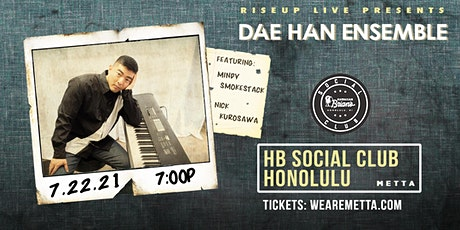Dae Han Ensemble at HB Social Club tickets