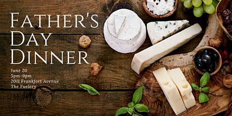 Father's Day Prix Fixe Dinner tickets