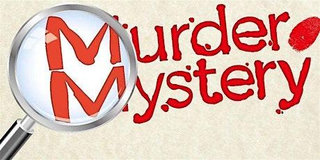 Murder Mystery Dinner; Murder at the Disco tickets