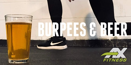 Burpees & Beer @ Burning Brothers Brewing tickets