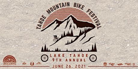 9th Annual Tahoe Mountain Bike Festival: VIRTUAL tickets