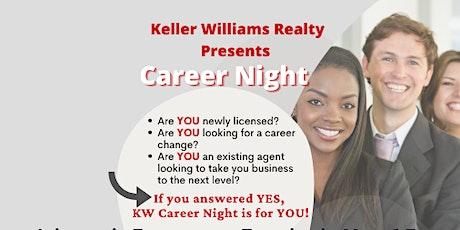 Keller Williams Arlington presents Virtual Career Seminar tickets