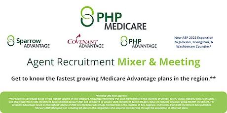 Agent Recruitment Mixer & Meeting tickets