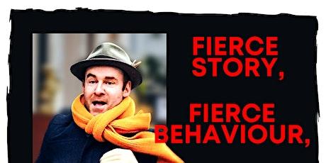 Fierce Storytelling, Fierce Behavior, New Outcomes. Tickets