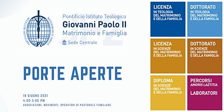 Presentazione dei corsi - Pontificio Istituto Teologico Giovanni Paolo II biglietti