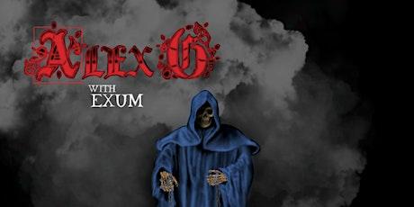 Alex G w/ EXUM tickets