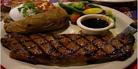 Steak Bake Fundraiser tickets