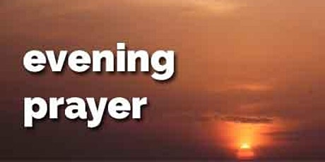 Service of Evening Prayer tickets
