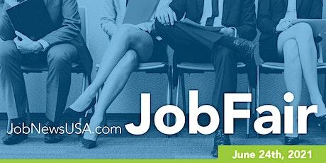 JobNewsUSA.com San Antonio Job Fair tickets