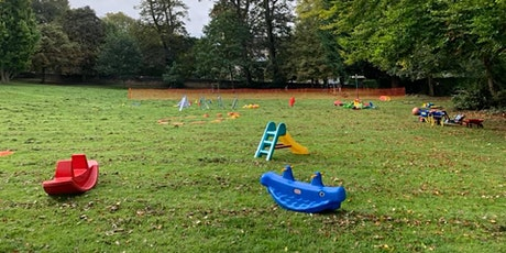Outdoor Play Session tickets