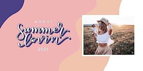 Monat Summer Lovin tickets