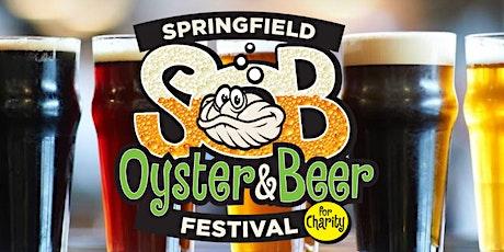 2021 Springfield Oyster & Beer Festival tickets