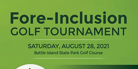 Fore-Inclusion Golf Tournament tickets