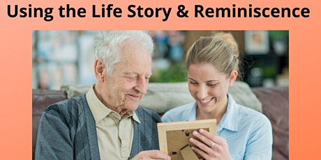 Caregiver Coffee: Using the Life Story and Reminiscence in Caregiving tickets