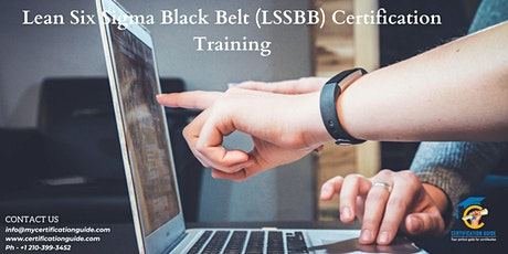 Lean Six Sigma Black Belt Certification Training in Edmonton, AB tickets