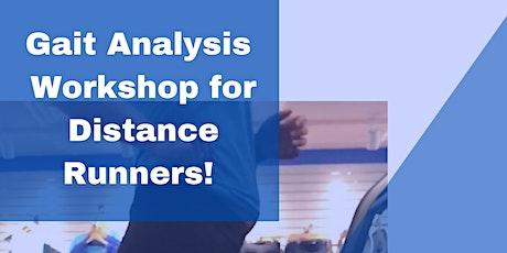 Gait Analysis Workshop for Distance Runners tickets