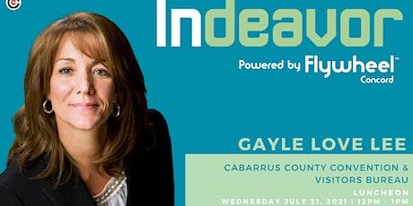 Flywheel Concord - July Indeavor tickets