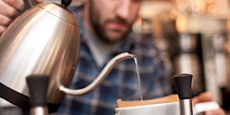 Coffee Workshop: Manual Brewing Basics tickets