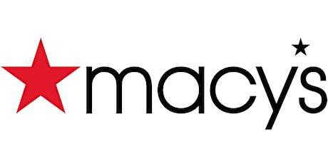 Macy's IT Cosmetics Masterclass entradas