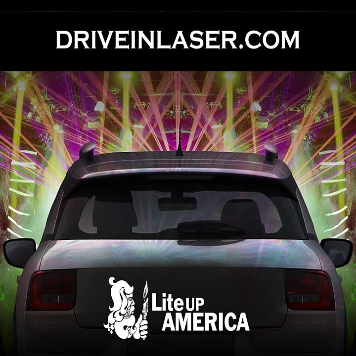 Drive-In Laser Show - Osceola Heritage Park Kissimmee, FL image