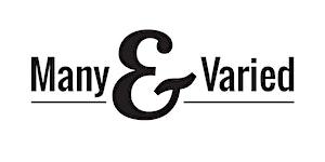 Many & Varied Salon - July