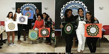 Mandala Creations - Spiritual Art Workshop tickets