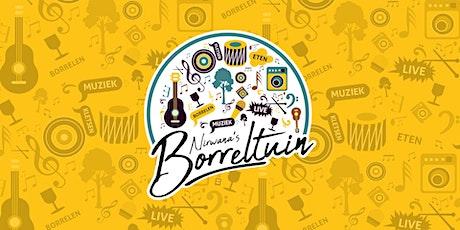 Nirwana's Borreltuin // 25 juli tickets