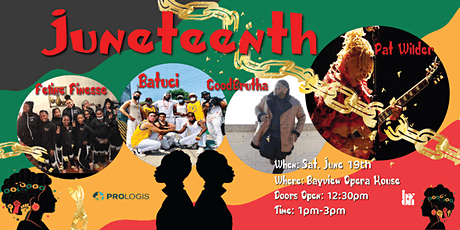 JUNETEENTH at BVOH!!! tickets
