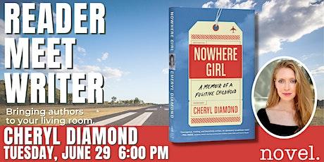 READER MEET WRITER: CHERYL DIAMOND tickets