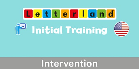 Letterland Initial Intervention Virtual Training [1525 ] tickets