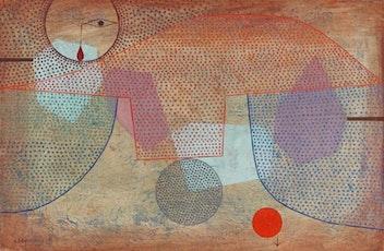 Online Kunstdialog – Paul Klee –Sonnenuntergang tickets