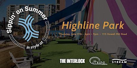 Interlock June Block Party tickets