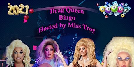 Miss Troy's Drag Queen Bingo tickets