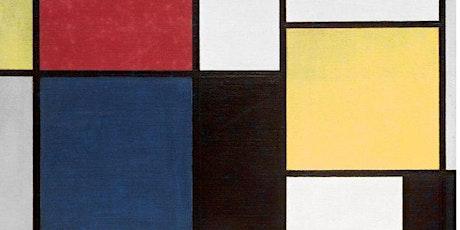 Online Kunstdialog – Piet Mondriaan – Tableau II Tickets